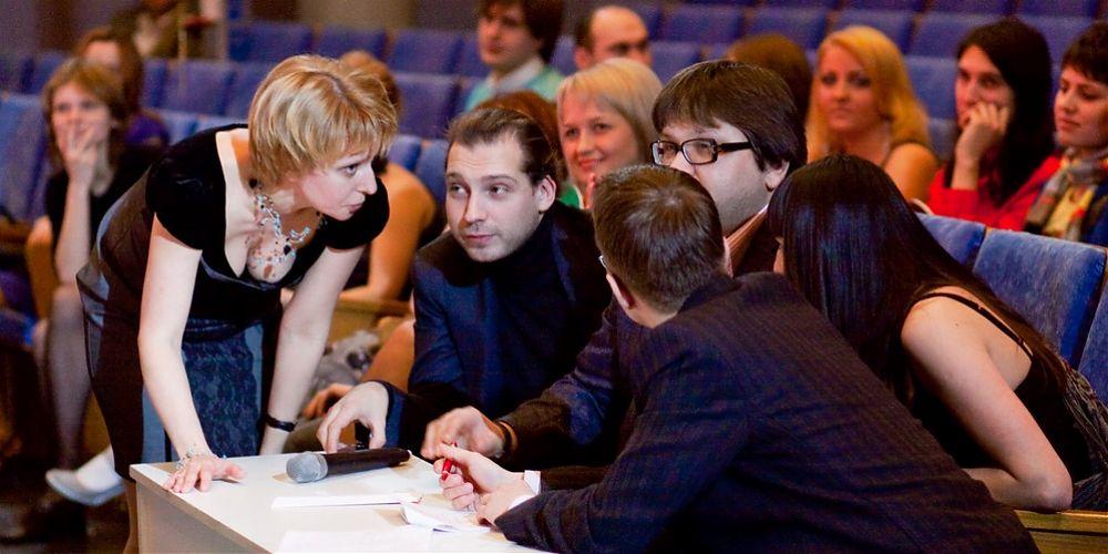 Корпоративные мероприятия в СПб
